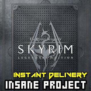 ⭐ɪɴ𝐬ᴛᴀɴᴛ!⭐ The Elder Scrolls V: Skyrim Legendary Edition Steam Key GLOBAL