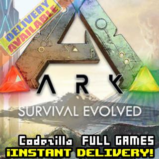 [𝐈𝐍𝐒𝐓𝐀𝐍𝐓] ARK: Survival Evolved - Available/CDKey/Global