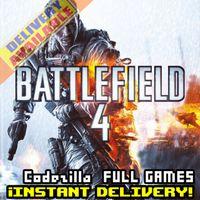 Battlefield 4 Origin Key GLOBAL