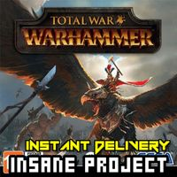 ⭐ɪɴ𝐬ᴛᴀɴᴛ!⭐Total War: WARHAMMER Steam Key GLOBAL