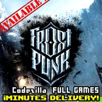 Frostpunk + Elite Bonus  - CD-Key Global