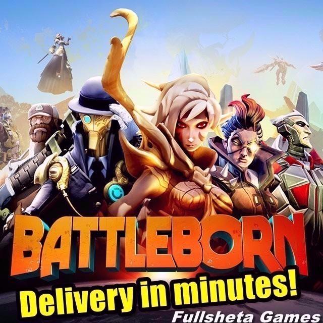 Battleborn (PC/Steam) - Steam Games - Gameflip