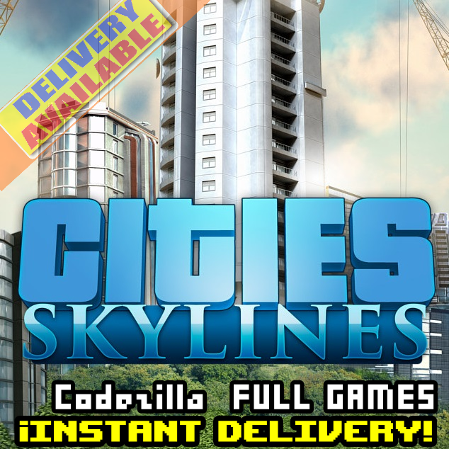 Cities: Skylines Steam Key GLOBAL[Fast Delivery]