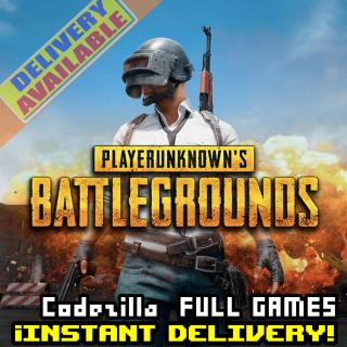 PLAYERUNKNOWN'S BATTLEGROUNDS (PUBG) (PC/Steam) 𝐝𝐢𝐠𝐢𝐭𝐚𝐥 𝐜𝐨𝐝𝐞 / 🅸🅽🆂🅰🅽🅴 𝐨𝐟𝐟𝐞𝐫! - 𝐹𝑢𝑙𝑙 𝐺𝑎𝑚𝑒
