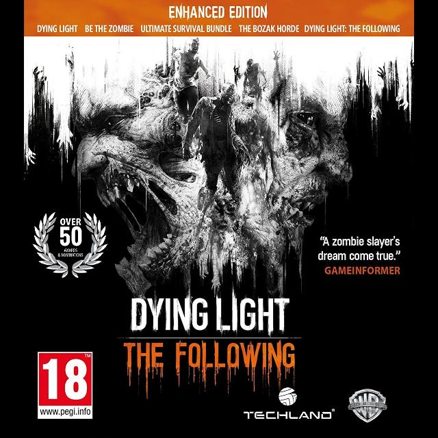 Dying Light: The Following   Enhanced Edition   (+ 𝐅𝐫𝐞𝐞 𝐆𝐚𝐦𝐞) Steam  Key   🅵🆄🅻🅻🆂🅷🅴🆃🅰
