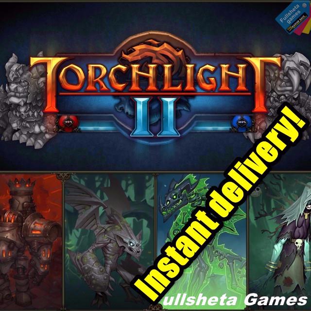 torchlight 2 runic key free