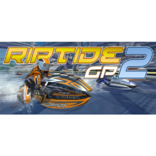 Riptide GP2 - instant delivery - Steam key - Full Game