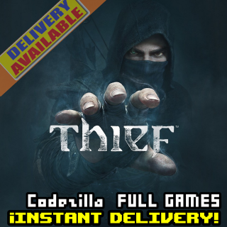 Thief Collection (9 items) (PC/Steam) 𝐝𝐢𝐠𝐢𝐭𝐚𝐥 𝐜𝐨𝐝𝐞 / 🅸🅽🆂🅰🅽🅴 𝐨𝐟𝐟𝐞𝐫! - 𝐹𝑢𝑙𝑙 𝐺𝑎𝑚𝑒