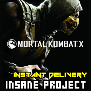 ⭐ɪɴ𝐬ᴛᴀɴᴛ!⭐ Mortal Kombat X Steam CD Key