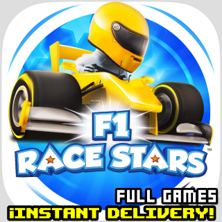 [𝐈𝐍𝐒𝐓𝐀𝐍𝐓] F1 Race Stars Complete Collection