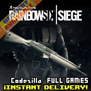 Tom Clancy's Rainbow Six Siege UPLAY Key Global
