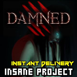 ⭐ɪɴ𝐬ᴛᴀɴᴛ!⭐ Damned Steam CD Key