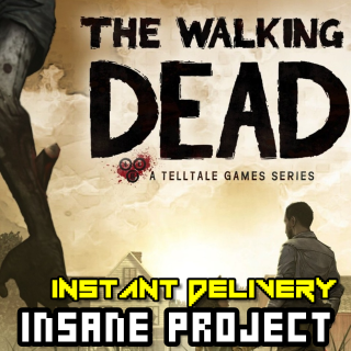 ⭐ɪɴ𝐬ᴛᴀɴᴛ!⭐  The Walking Dead Steam CD Key