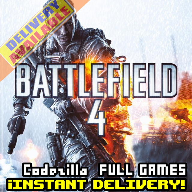 Battlefield 4 Origin Key GLOBAL