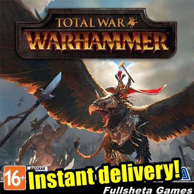 Total War: WARHAMMER (PC/Steam) - Steam Games