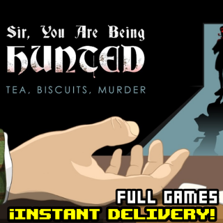 Sir, You Are Being Hunted - instant delivery - Steam key - 𝐹𝑢𝑙𝑙 𝐺𝑎𝑚𝑒