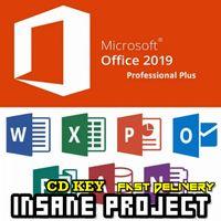 Microsoft Office 2019 Professional Plus Full Version Lifetime Key