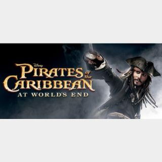 Pirates of the Caribbean: At World's End Steam Key GLOBAL