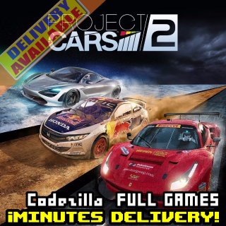 Project CARS 2 (PC/Steam) 𝐝𝐢𝐠𝐢𝐭𝐚𝐥 𝐜𝐨𝐝𝐞 / 🅸🅽🆂🅰🅽🅴 𝐨𝐟𝐟𝐞𝐫! - 𝐹𝑢𝑙𝑙 𝐺𝑎𝑚𝑒