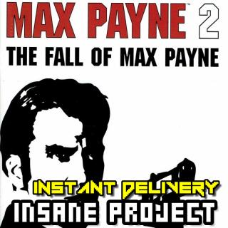 ⭐ɪɴ𝐬ᴛᴀɴᴛ!⭐ Max Payne 2: The Fall of Max Payne Steam CD Key
