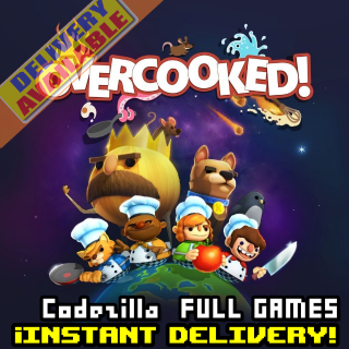 [𝐈𝐍𝐒𝐓𝐀𝐍𝐓] Overcooked_ Available/CDKey/Global