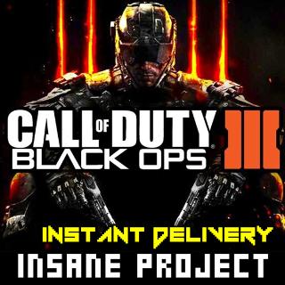⭐ɪɴ𝐬ᴛᴀɴᴛ!⭐ Call of Duty: Black Ops 3 Steam CD Key