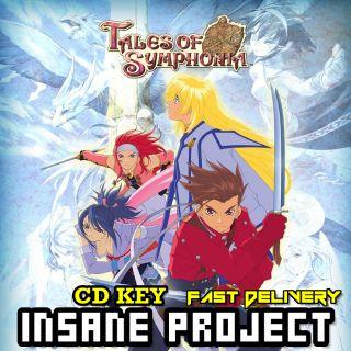 Tales of Symphonia Steam Key GLOBAL