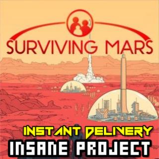 ⭐ɪɴ𝐬ᴛᴀɴᴛ!⭐ Surviving Mars Steam CD Key