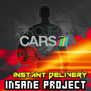 ⭐ɪɴ𝐬ᴛᴀɴᴛ!⭐ Project CARS Steam CD Key