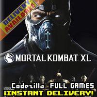 Mortal Kombat XL Steam Key GLOBAL