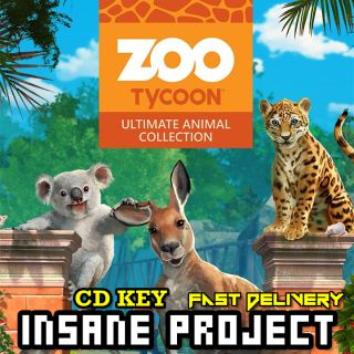 Zoo Tycoon - Ultimate Animal Collection Steam Key GLOBAL