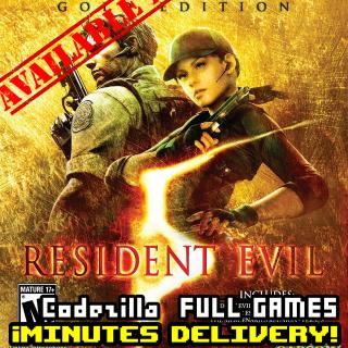 Resident Evil 5: Gold Edition - CD-Key Global