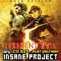 Resident Evil 5: Gold Edition - CD-Key Global