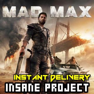 ⭐ɪɴ𝐬ᴛᴀɴᴛ!⭐ MAD MAX Steam CD Key