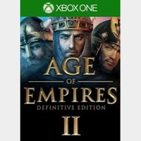 Age of Empires II - Definitive Edition Xbox One Key