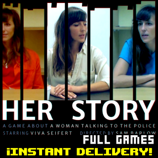 HER STORY - Steam key - instant delivery - Full Game - 🅵🆄🅻🅻🆂🅷🅴🆃🅰