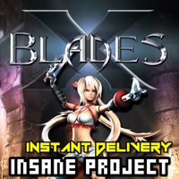 ⭐ɪɴ𝐬ᴛᴀɴᴛ!⭐ X-Blades Steam CD Key