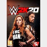 WWE 2K20 Steam Key GLOBAL