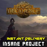 ⭐ɪɴ𝐬ᴛᴀɴᴛ!⭐ The Age of Decadence Steam CD Key