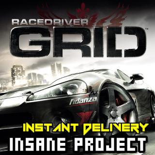 ⭐ɪɴ𝐬ᴛᴀɴᴛ!⭐ Race Driver GRID Steam CD Key