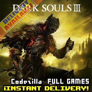 Dark Souls III 3 Steam Key GLOBAL