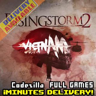 Rising Storm 2: Vietnam Steam Key GLOBAL