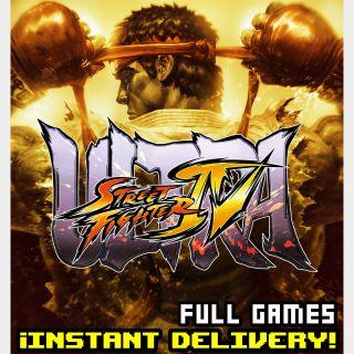 [𝐈𝐍𝐒𝐓𝐀𝐍𝐓] Ultra Street Fighter IV