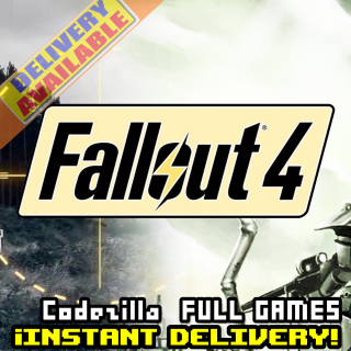[𝐈𝐍𝐒𝐓𝐀𝐍𝐓] Fallout 4_ Available/CDKey/Global