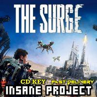 The Surge Steam Key GLOBAL