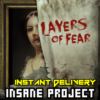 ⭐ɪɴ𝐬ᴛᴀɴᴛ!⭐ Layers of Fear Steam CD Key