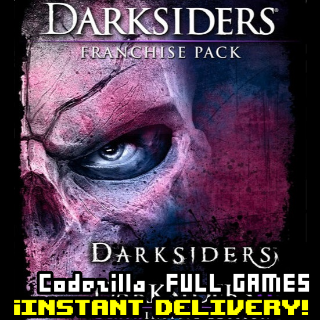 [𝐈𝐍𝐒𝐓𝐀𝐍𝐓] Darksiders Franchise Pack 2016