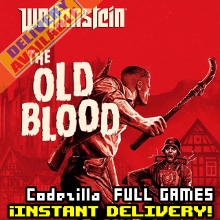 [𝐈𝐍𝐒𝐓𝐀𝐍𝐓] Wolfenstein: The Old Blood_ Available/CDKey/Global