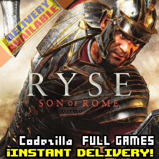 Ryse: Son of Rome_ Available/CDKey/Global