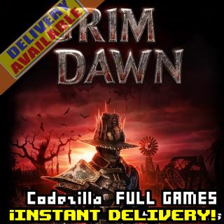 [𝐈𝐍𝐒𝐓𝐀𝐍𝐓] Grim Dawn_ Available/CDKey/Global